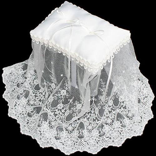 リングピロー〔レジーナ〕手作りキット|結婚式演出の手作りアイテム専門店B.G.|商品画像1