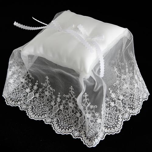 リングピロー 〔フローレンス 〕手作りキット|結婚式演出の手作りアイテム専門店B.G.|商品画像1