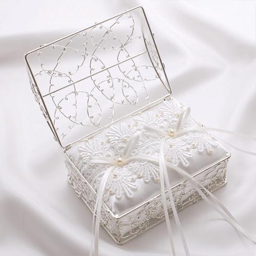 リングピロー〔カノングランデ 〕手作りキット|結婚式演出の手作りアイテム専門店B.G.|商品画像1