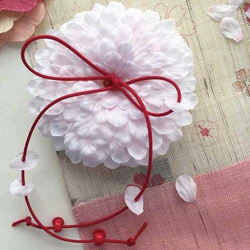 リングピロー〔桜のはなびら〕手作りキット|結婚式演出の手作りアイテム専門店B.G.