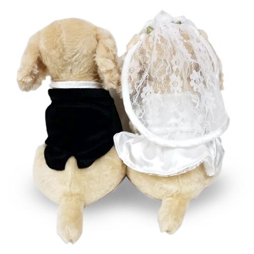 ウェルカムドール〔コッカースパニエル〕完成品 結婚式演出の手作りアイテム専門店B.G.